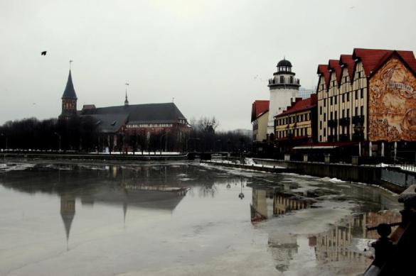 Стрельба в центре Калининграда: мужчина открыл огонь по прохожим