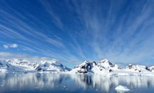 Из-за таяния ледников рядом с Антарктидой появился новый остров