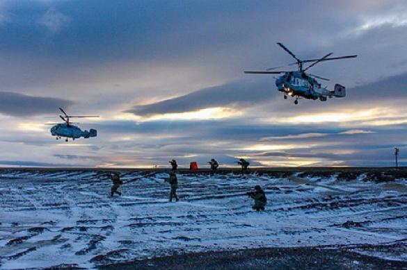 В Пентагоне оценили вероятность военного столкновения с РФ в Арктике
