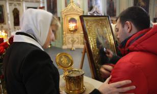Александр Закатов: непринципиально, есть мощи святого или нет