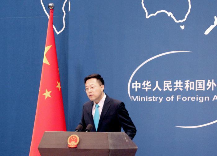В МИД Китая прокомментировали действия США и России по ДСНВ