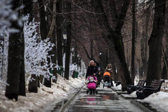 Синоптики: текущая зима станет самой теплой за последние 130 лет