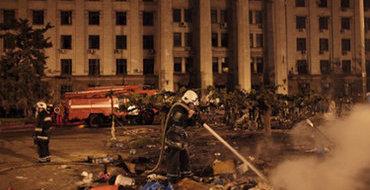 """ООН признала факт участия в трагедии в Одессе 2 мая боевиков из движения """"Правый сектор"""""""