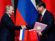 Сегодня между Россией и Китаем будет подписан солидный пакет документов