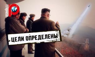 КНДР направила ракеты на США