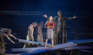 "Эвелина Бледанс сыграет хозяйку маяка в мюзикле ""Алые паруса"""