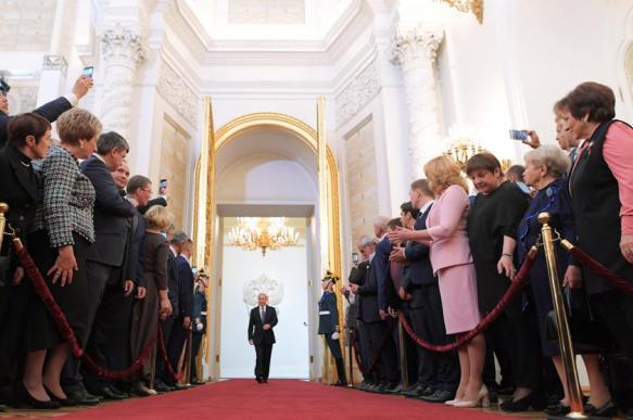 Либеральный мир не нашел убедительного ответа Путину