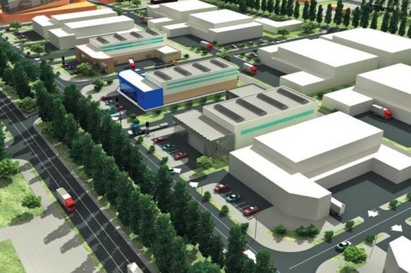 Индустриальный парк в Севастополе возведут к концу 2021 года