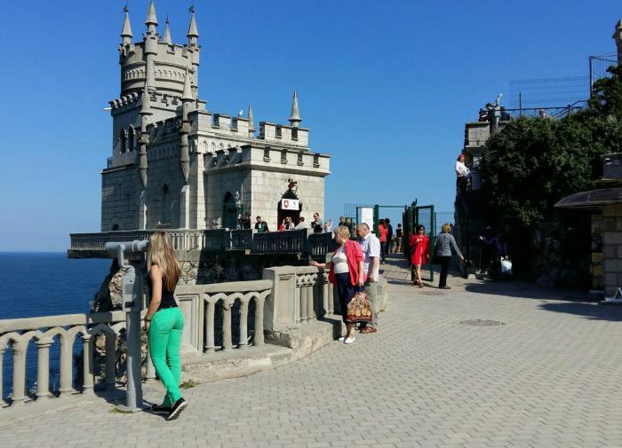 Крым планирует принять в июле 1,5 миллиона туристов