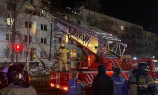 В Набережных Челнах спасатели достали из-под завалов мужчину и девушку