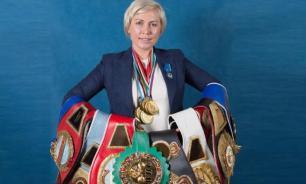 Чемпионка мира по боксу Наталья Рагозина: «Не люблю, когда мне отказывают»