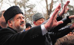 Крымские татары лишили слова Джемилева, Чубарова и Ислямова