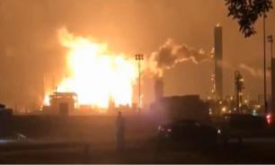 60 тыс. человек эвакуированы в Техасе из-за пожара на химзаводе