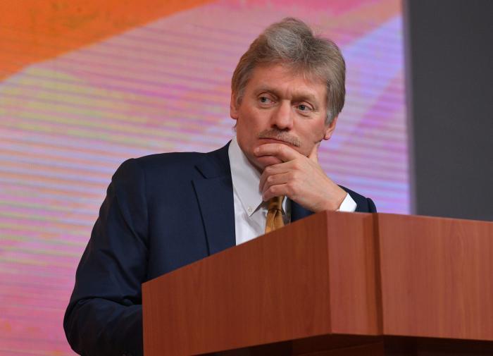 Кремль назвал новые санкции Запада безосновательным абсурдом