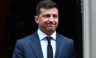 Украина: можно вывести шута в президенты, но шута из президента – нет