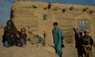 Гуманитарный кризис в Афганистане: население страдает от голода и жажды