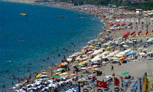 """Россияне отказываются от поездок в Турцию из-за крушения """"Су-24"""""""