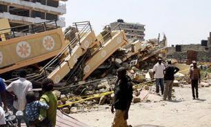 В Кении рухнул дом, о жертвах не сообщается