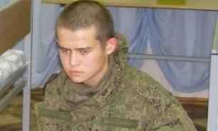 Солдат, застреливший сослуживцев, встретился с отцом