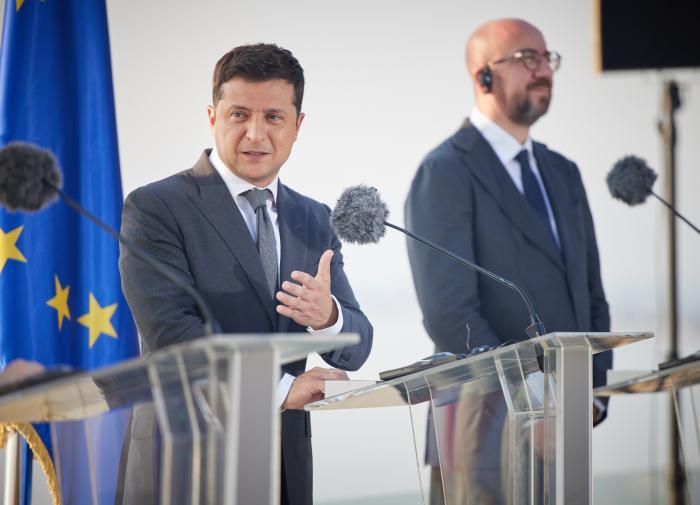 Зеленский съездил в Грузию и нашёл приоритет для мирового сообщества