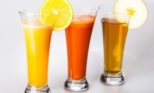 Из чего сделаны соки, которые мы пьем