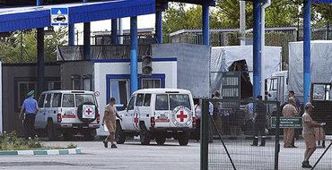 Украинские военные все-таки напали на гуманитарный конвой