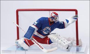 Хабибулин возвращается в большой хоккей