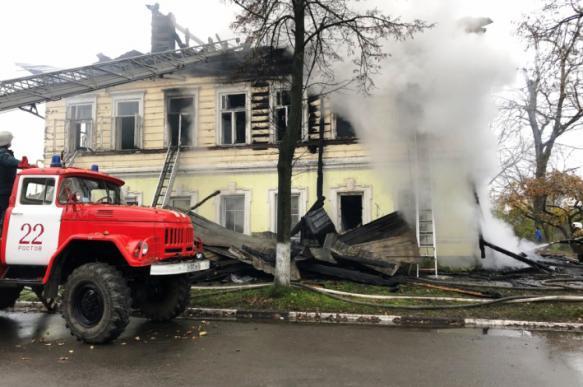 Опубликован список погибших при пожаре в Ростове