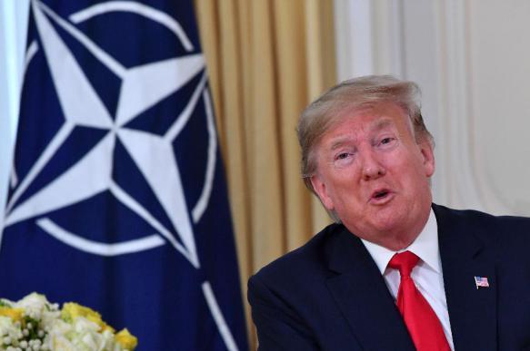 Первый день саммита НАТО: в роли солиста – Дональд Трамп