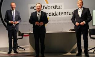 """В Германии стартует предвыборная """"гонка канцлеров"""""""