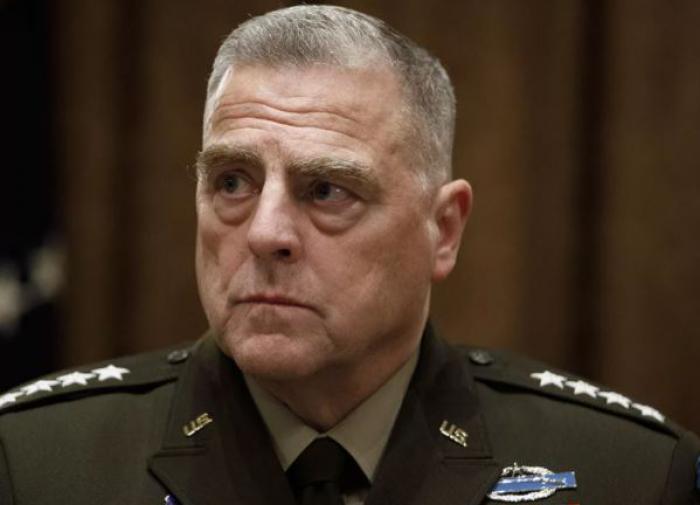 Генерал из США высказался о конфликте Палестины и Израиля