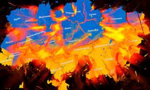 Военный обозреватель: западные стратеги хотят, чтобы Украина обезлюдела