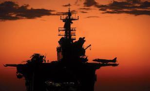 А ЕСТЬ ЛИ НА АМЕРИКАНСКИХ АВИАНОСЦАХ СИСТЕМА ПВО? ПОДРОБНОСТИ УНИКАЛЬНОЙ ОПЕРАЦИИ РОССИЙСКИХ ЛЕТЧИКОВ