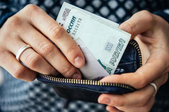 ФОМ: 24% россиян отметили ухудшение своего материального положения