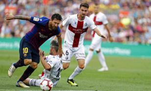 Испанский футбол: скандалы продолжаются