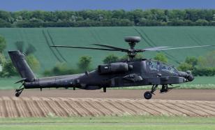 В Литву переброшены девять американских вертолётов