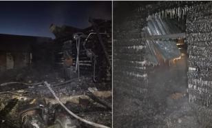 Задержана директор сгоревшего дома престарелых, где погибли 11 человек
