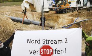 """Немецкие экологи объяснили причину иска против """"Северного потока-2"""""""