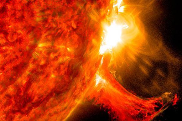 Ученые: Солнце может выдать разрушительную для Земли супервспышку