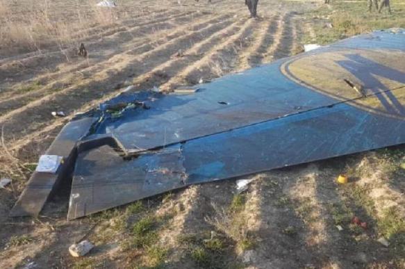 В США обнаружили следы ракет, сбивших украинский самолет