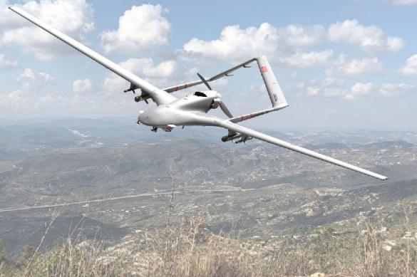 Новый дрон Турции по умолчанию укомплектован пулеметом