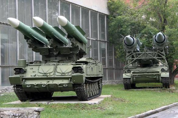 """В СССР строили """"ракетные танки""""?"""