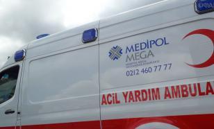 В Турции микроавтобус с туристами попал в смертельное ДТП