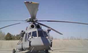 Российские вертолёты жёстко сопроводили американские БТР в Сирии