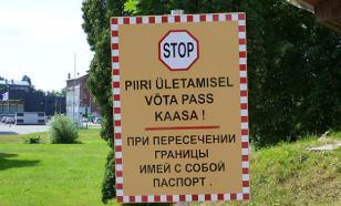 Россия не подтвердит договор о границе с Эстонией, пока Таллин не изменит поведение