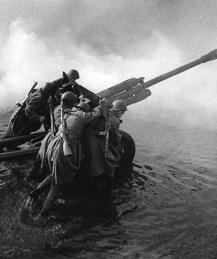 Артиллерия в годы Великой Отечественной войны