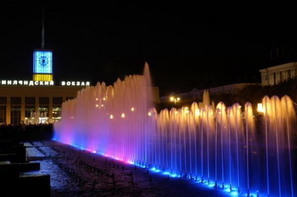 В Петербурге построят новый светомузыкальный фонтан в 2020 году