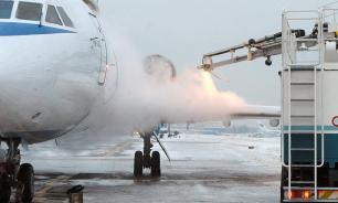Более 60 рейсов задержали и отменили в московских аэропортах