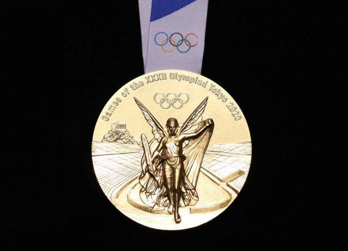 В Японии не могут найти первую олимпийскую медаль