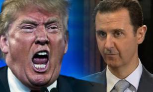 Washington Post: Трамп матом приказал Пентагону убить Асада